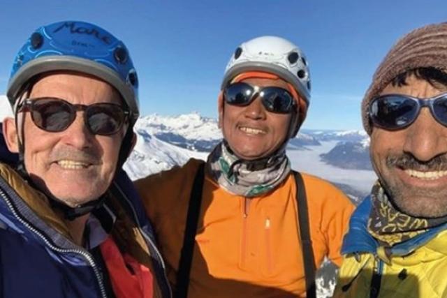 Mar Batard Everest