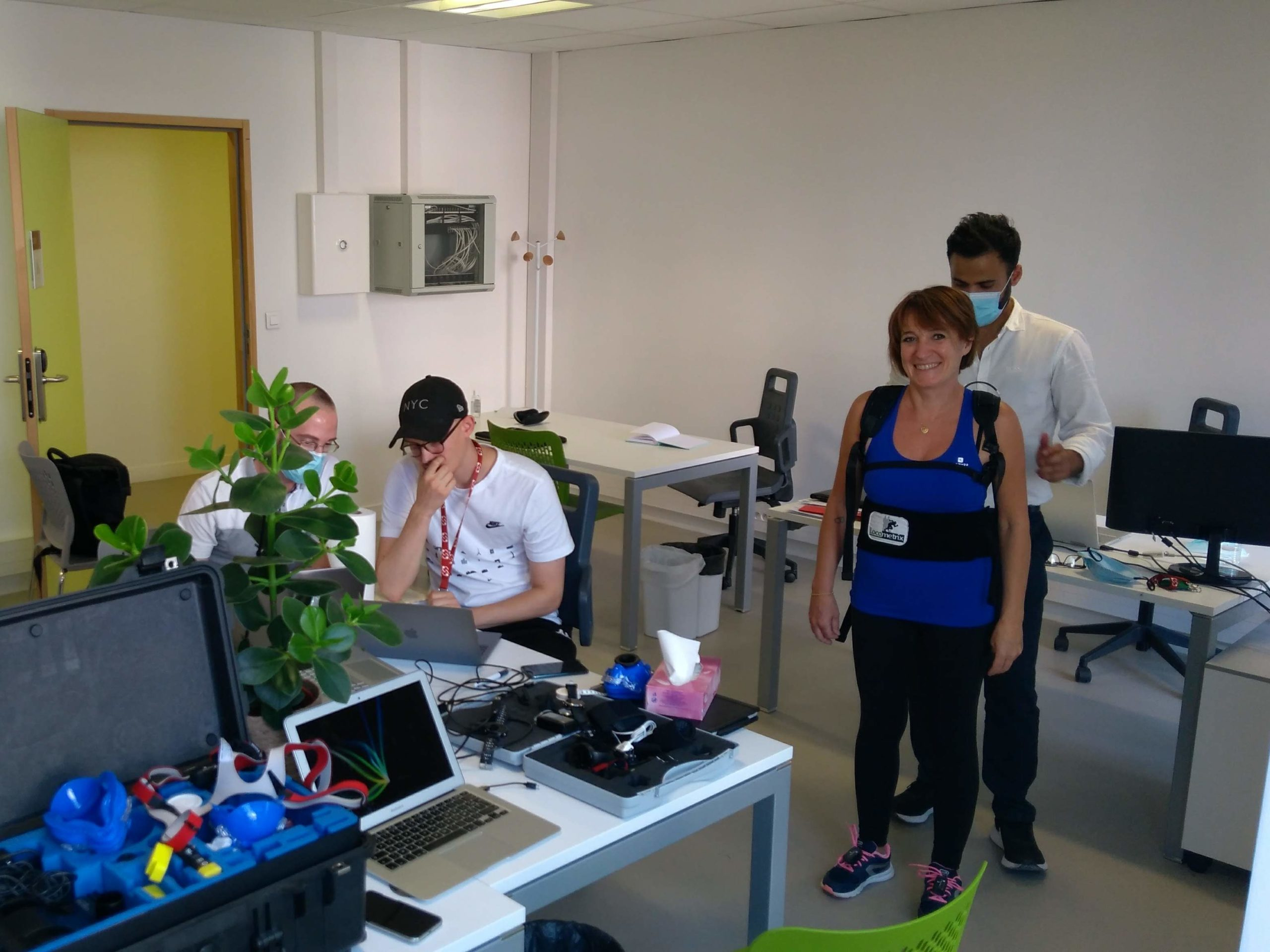 Age Impulse takes up the challenge of making Pr Billat's laboratory method accessible to as many people as possible!